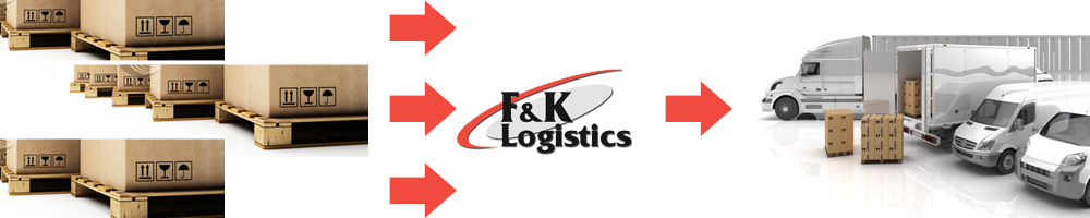 groupage transport - F & K logistics